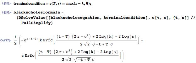 Новое в Wolfram Language | Аналитическое решение уравнений в частных производных - 26