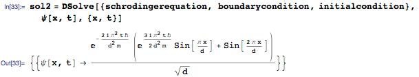 Новое в Wolfram Language | Аналитическое решение уравнений в частных производных - 30