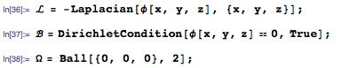 Новое в Wolfram Language | Аналитическое решение уравнений в частных производных - 33