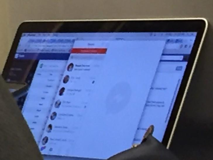 По слухам, пользователи Mac получат Facebook Messenger
