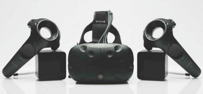 Прием предзаказов на шлем HTC Vive стартует 29 февраля 2016