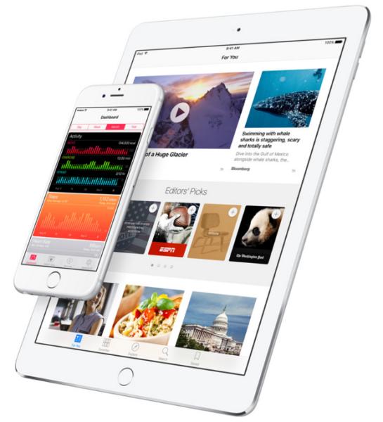 Apple выпустила iOS 9.3 beta