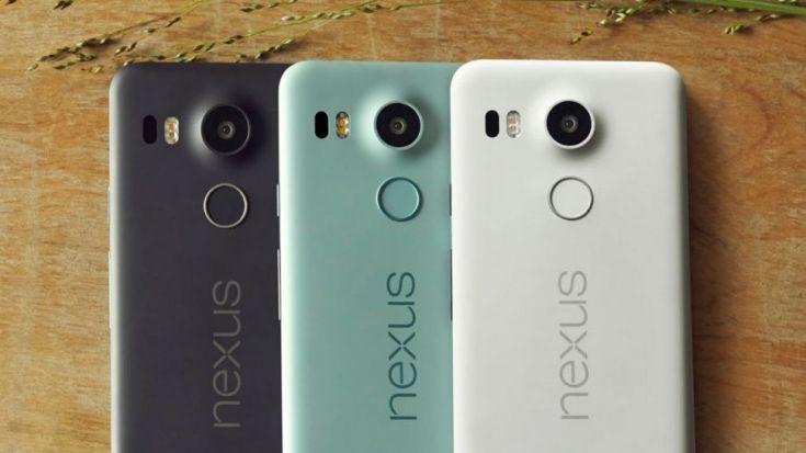 Смартфон Nexus 5X немного подешевел
