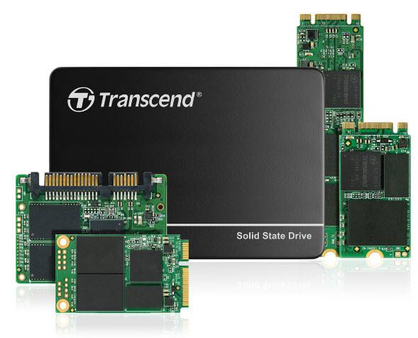 Transcend представила новую линейку твердотельных накопителей для промышленных решений