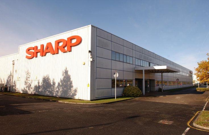 Sharp получит 3 млрд долларов на то, чтобы стать на ноги