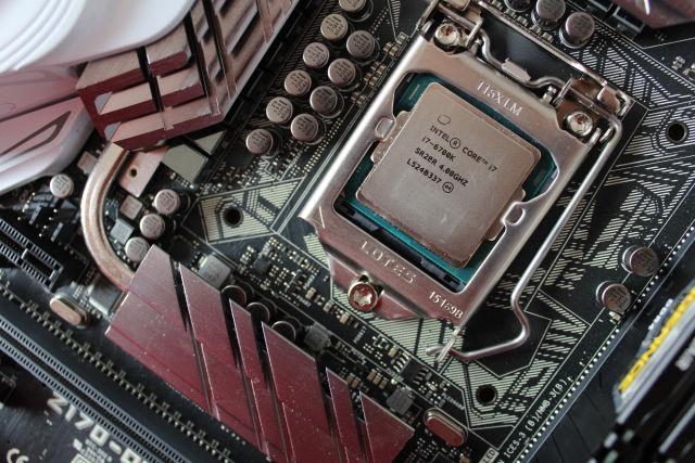 Процессоры Intel Skylake содержат аппаратную проблему