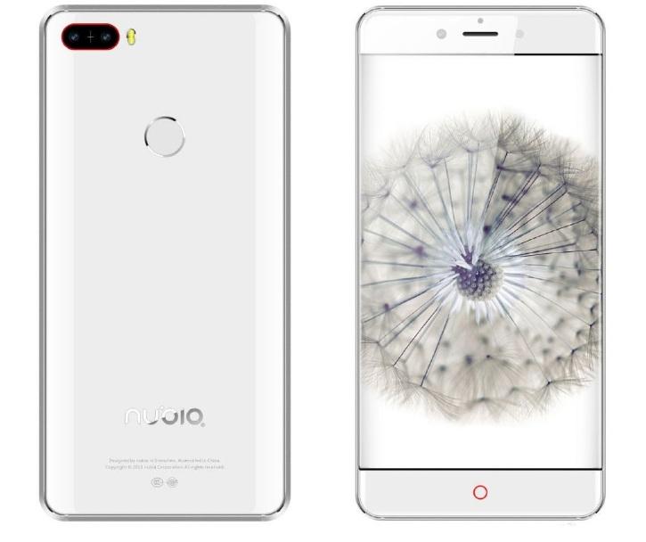 Смартфон ZTE Nubia Z11 получит безрамочный экран