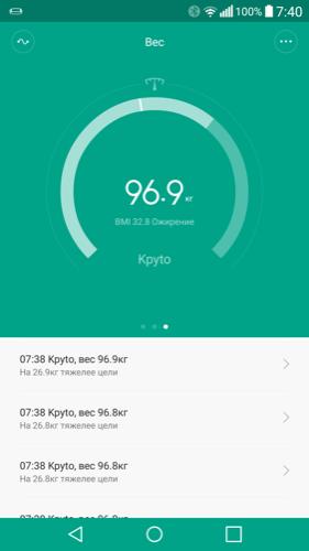 Новогодняя битва: весы Xiaomi Mi Smart Scales против вкусняшек и нездорового образа жизни - 20