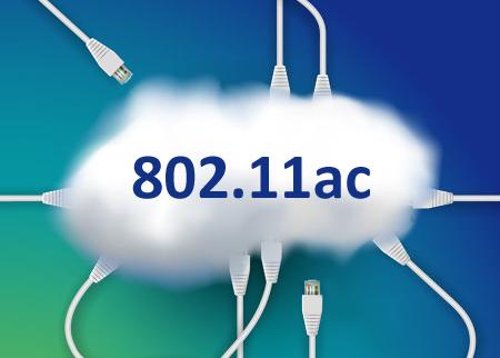 Основные особенности стандарта 802.11ac - 1