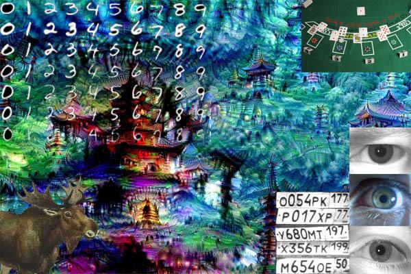 Постановка задачи компьютерного зрения - 1