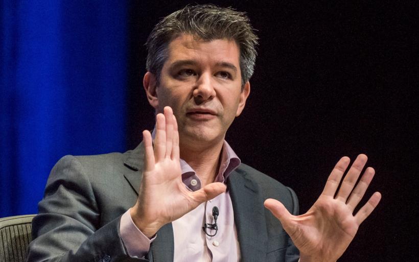 Расходы Uber в первой половине 2015 года составили около миллиарда долларов - 1