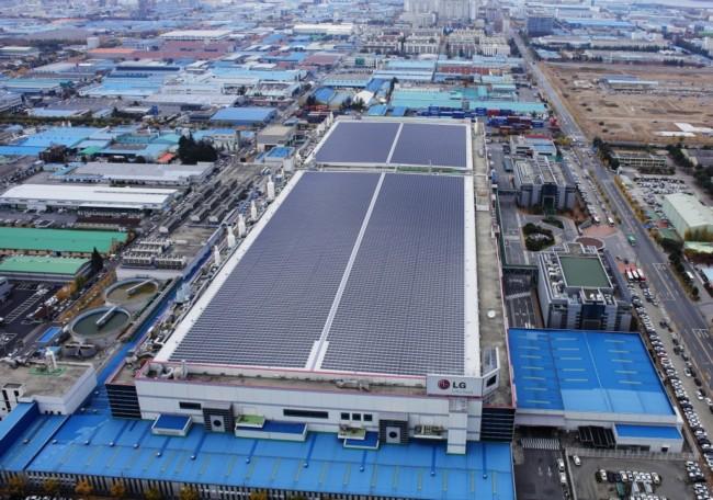 LG Electronics вложит дополнительные $435 млн в производство солнечных панелей