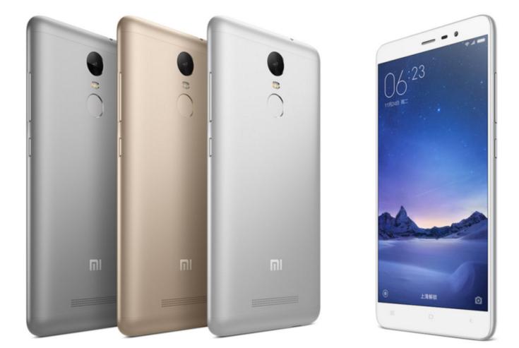 Смартфон Xiaomi Redmi Note 3 Pro мало отличается от младшей версии