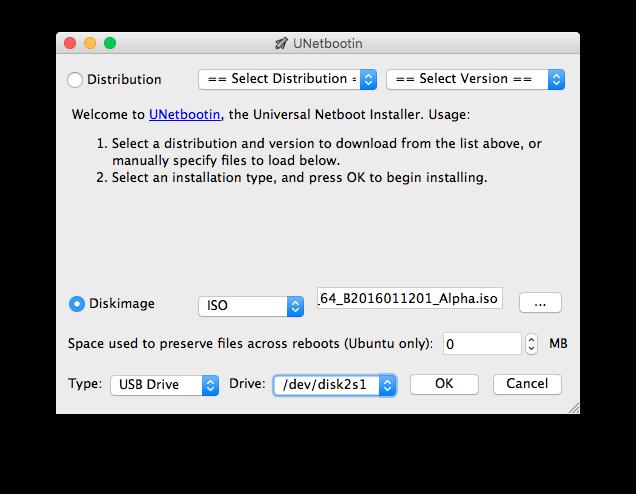 Как запустить Remix OS на Mac - 2