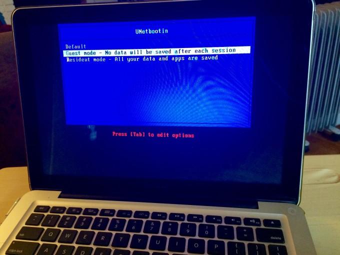 Как запустить Remix OS на Mac - 4