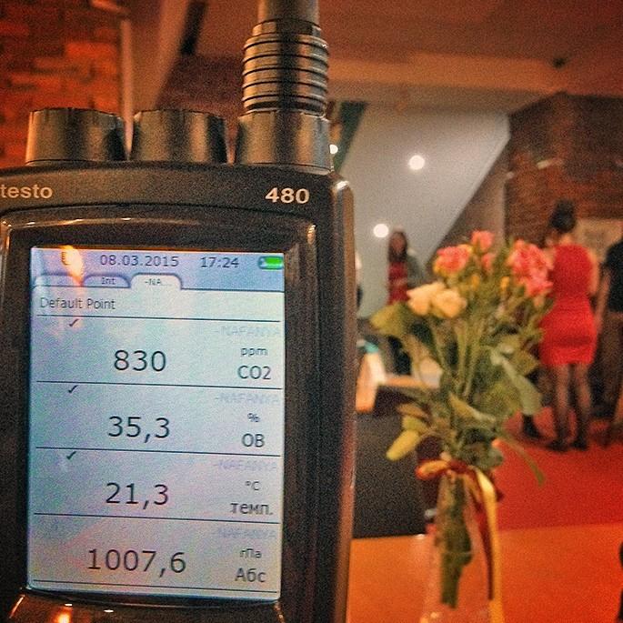 Охота на душный воздух: сколько СО2 в Москве? - 7