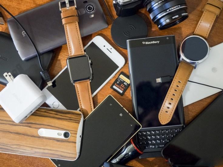Samsung, Apple и Huawei лидируют среди производителей смартфонов