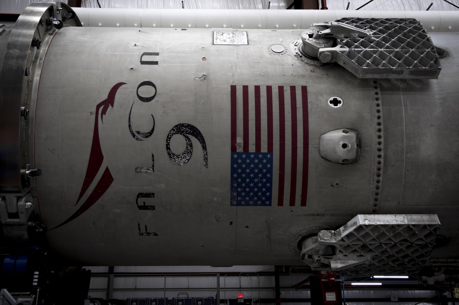 Посадка Falcon-9: взгляд специалиста - 7