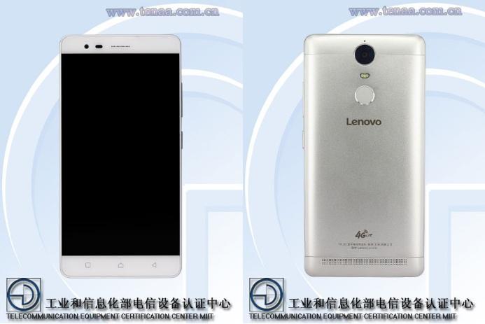 Lenovo K5 Note может получить металлический корпус