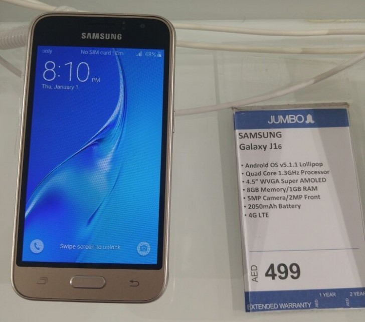 Смартфон Samsung Galaxy J1 второго поколения стал гораздо интереснее предшественника