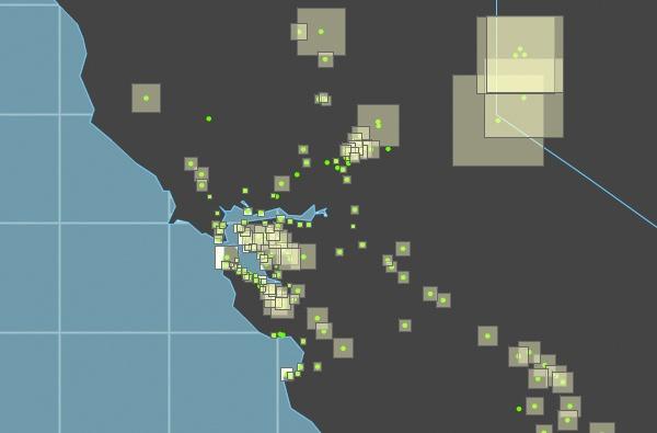 Тематическая картография: одномерные карты - 7