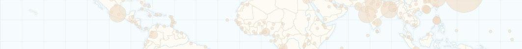 Тематическая картография: одномерные карты - 1
