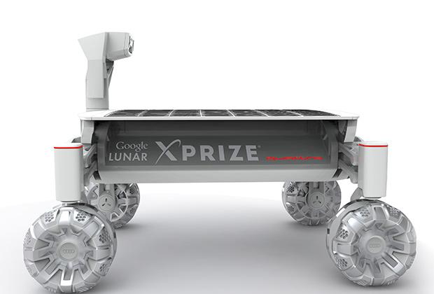 Audi летит на Луну: началась предполетная подготовка лунохода - 3