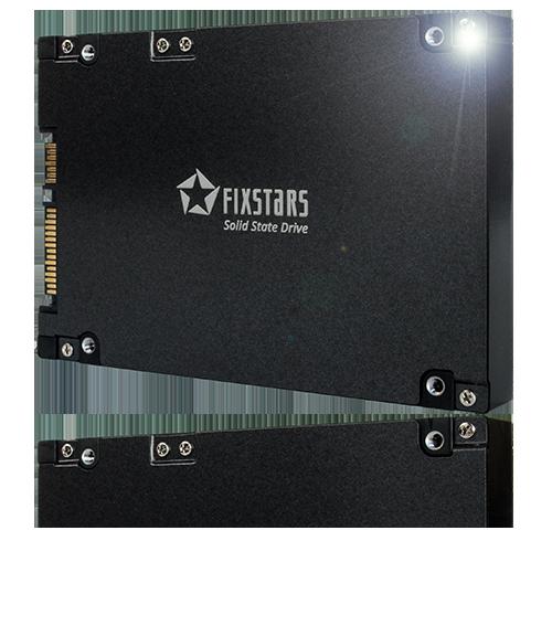 Fixstars представила SSD объёмом 13 ТБ