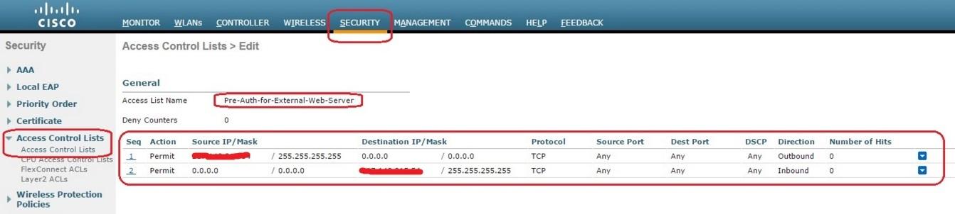 HotSpot с помощью Cisco WLC5508, FreeRadius, MySQL и Easyhotspot - 4