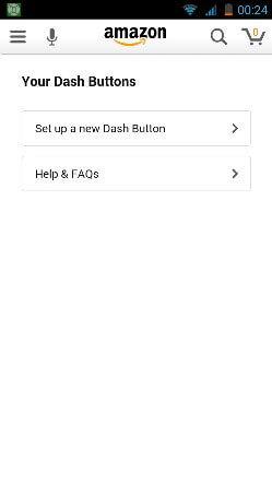 Используем Amazon Dash Button в своих целях - 10