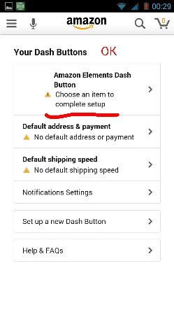 Используем Amazon Dash Button в своих целях - 14