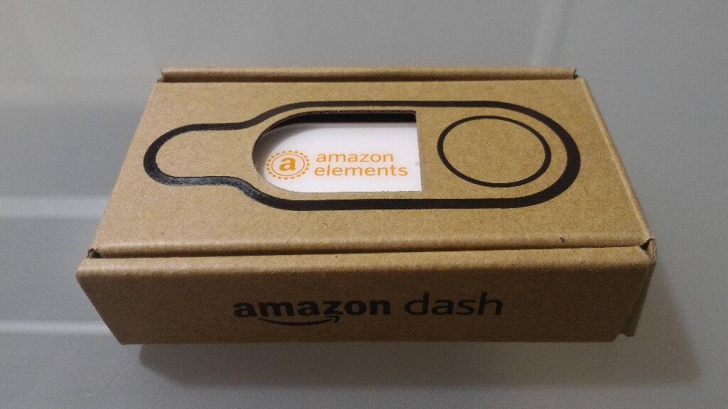 Используем Amazon Dash Button в своих целях - 2