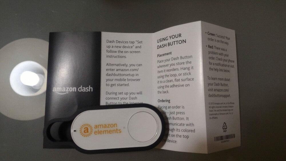 Используем Amazon Dash Button в своих целях - 4