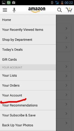 Используем Amazon Dash Button в своих целях - 8