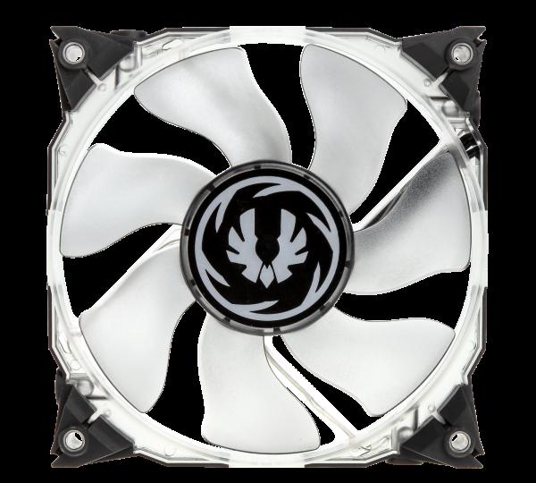 Корпусные вентиляторы BitFenix Spectre Xtreme LED вращаются со скоростью до 2000 об/мин