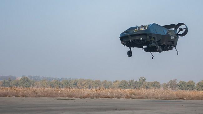 AirMule — беспилотник, который может перевозить груз массой до 500 кг на расстояние до 50 км