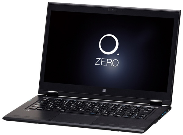 NEC LaVie Hybrid Zero HZ650