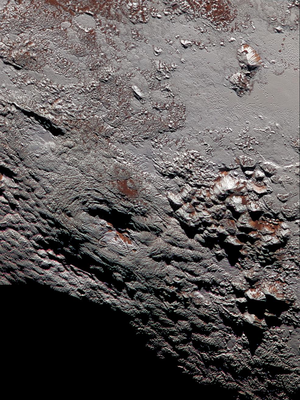 New Horizons прислал снимок вероятного криовулкана на Плутоне - 2