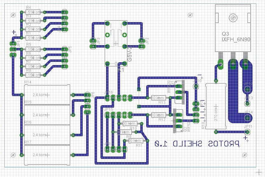 PCB Factory. Гаражная разработка и производство электроники - 25