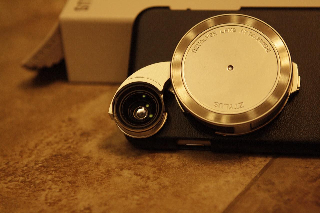 АксCESсуары: чехол для Iphone с набором объективов от ZTYLUS - 8