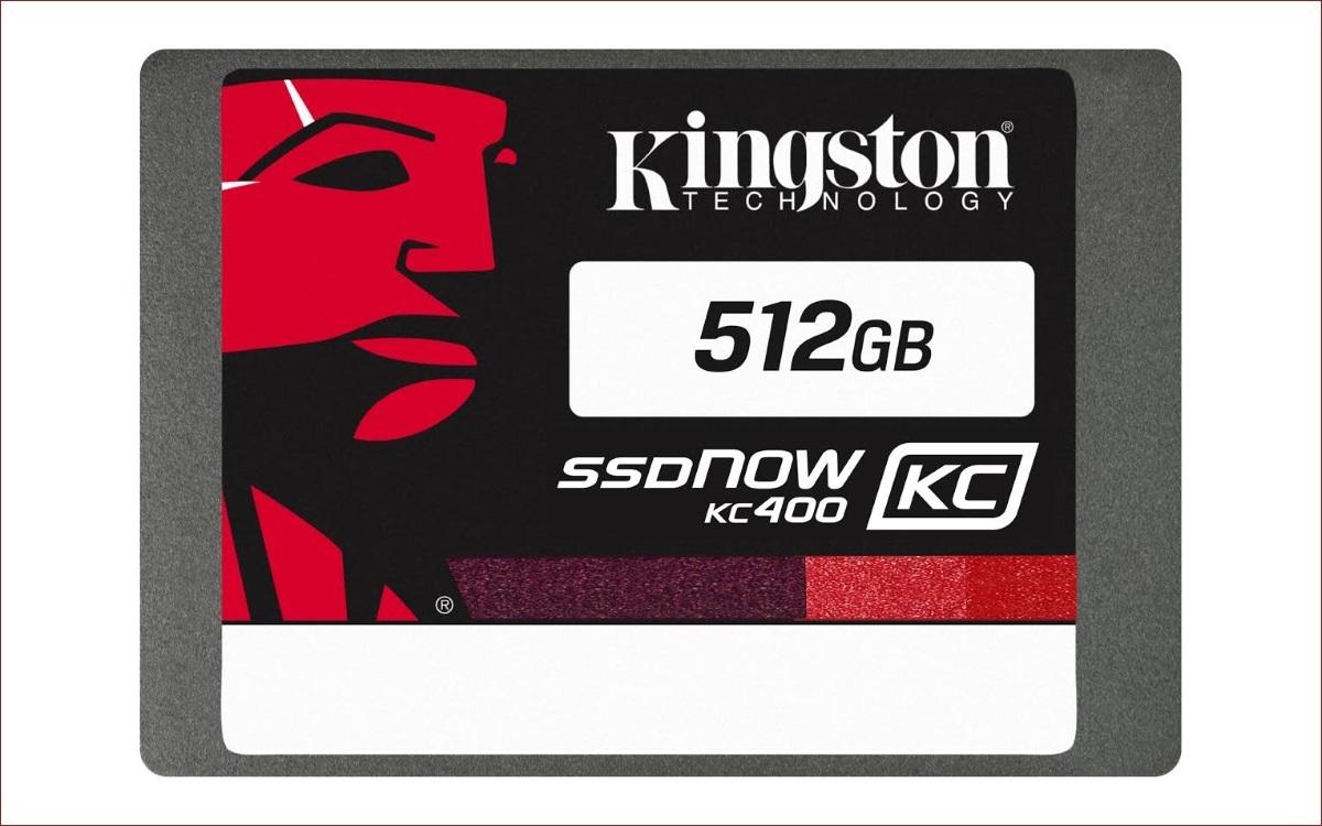 [Анонс] Kingston представляет высокопроизводительный SSD-накопитель KC400 для корпоративного сектора - 1