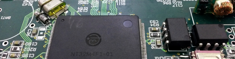Новый отечественный motor-control микроконтроллер К1921ВК01Т ОАО «НИИЭТ» - 2