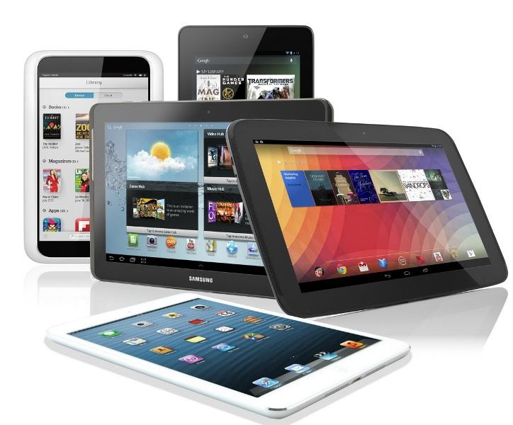 ABI Research прогнозирует 156 млн проданных планшетов в 2020 году