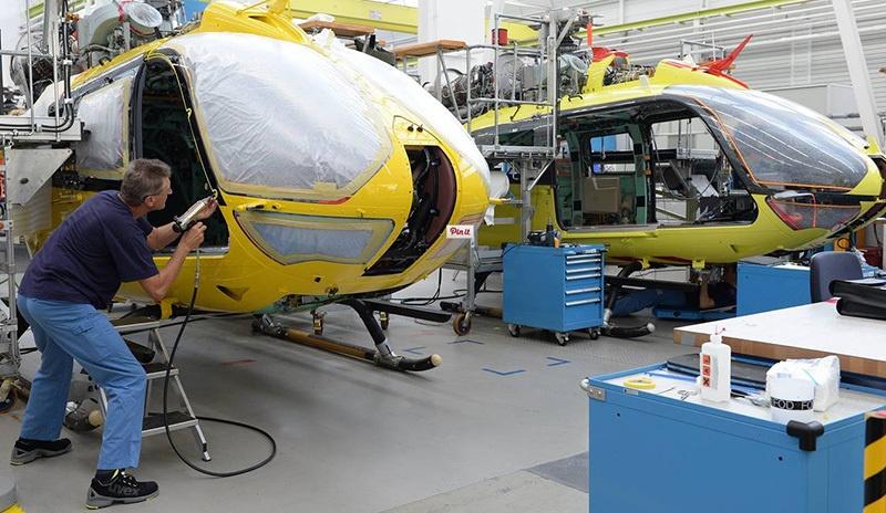 Airbus предоставит свои вертолеты компании Uber - 1