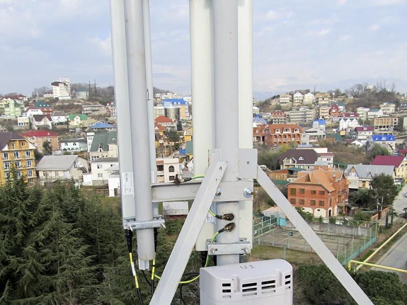 Как мы обеспечивали связь на побережье Черного и Азовского морей Краснодарского края - 6