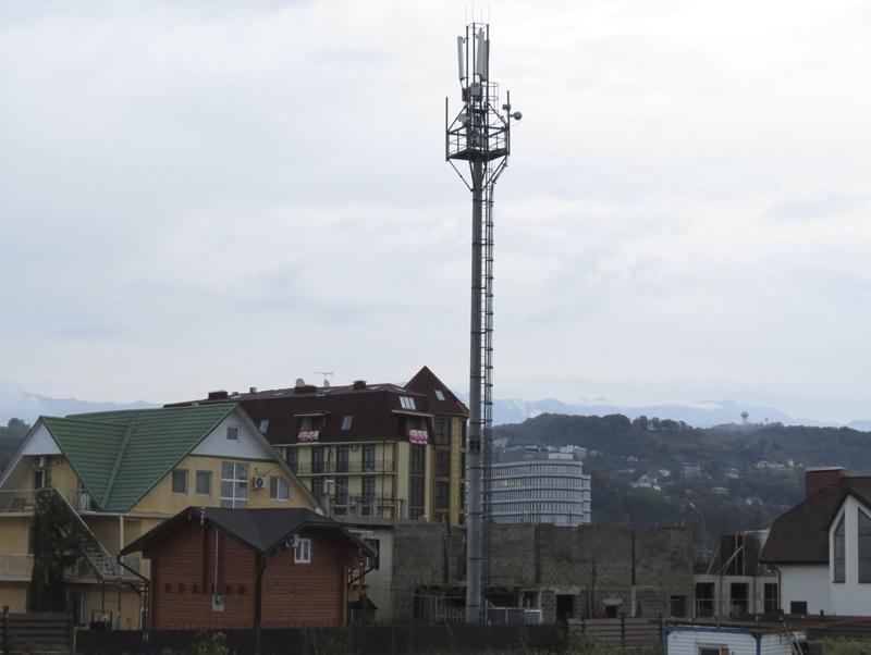 Как мы обеспечивали связь на побережье Черного и Азовского морей Краснодарского края - 8