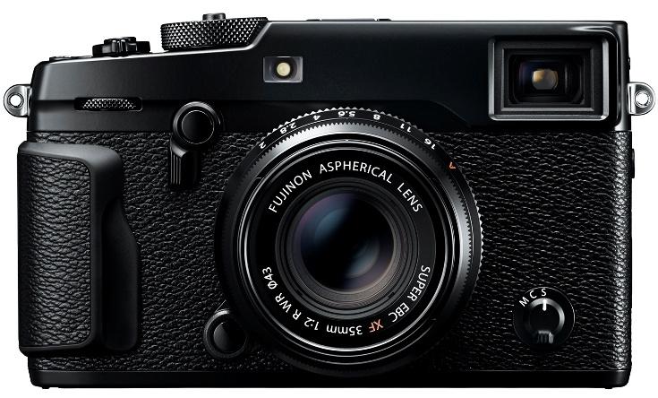 Камера Fujifilm X-Pro2 получила гибридный видоискатель