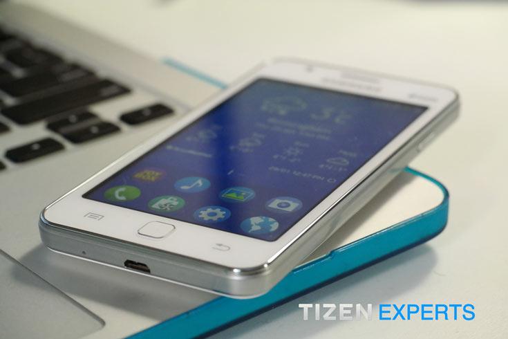 Выходу Tizen 2.4 для смартфона Samsung Z1 предшествовало тестирование