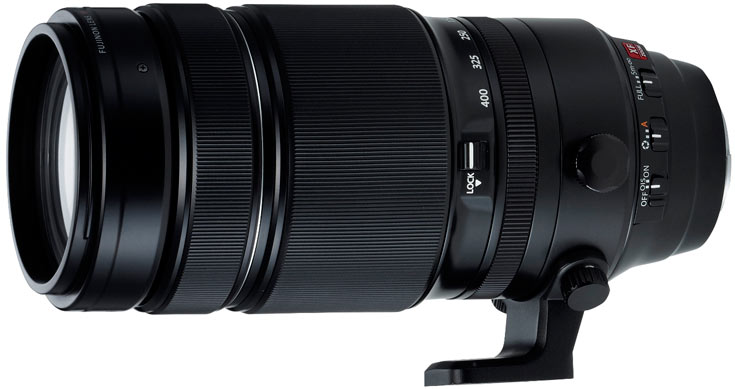 Объектив Fujinon XF100-400mmF4.5-5.6 R LM OIS WR появится в продаже в феврале 2016 года