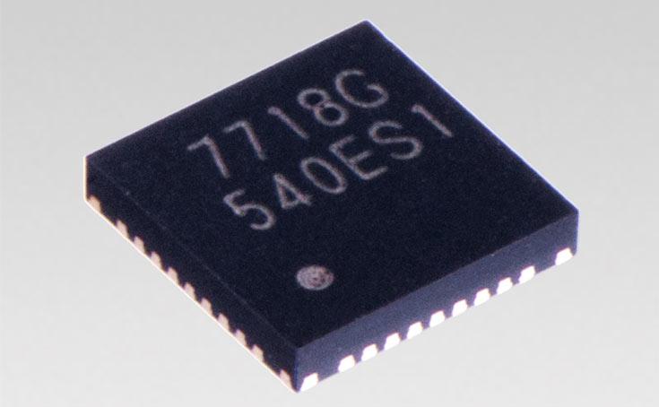 Ознакомительные образцы TC7718FTG уже доступны